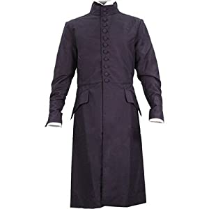 Snape Coat with Cravat (L) from Museum Replicas