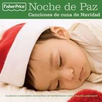 Noche De Paz: Canciones De Cuna De Navidad front-94958