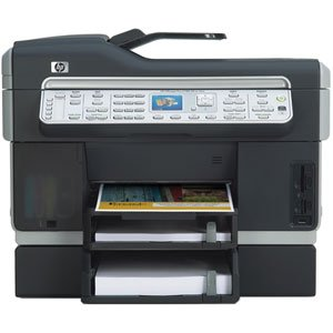 HP Officejet Pro L7780 Color All-in-One Printer/Fax/Scanner/Copier (C8192A#ABA)