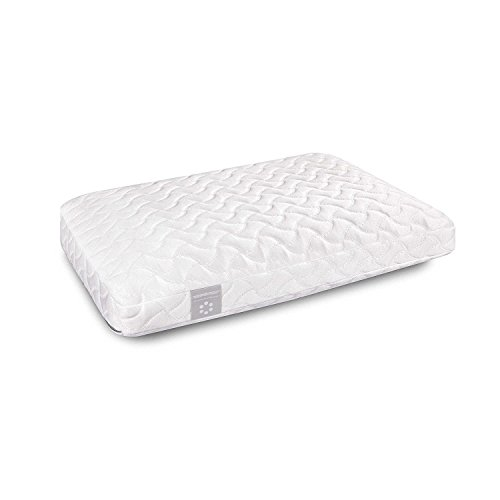 템퍼페딕 템퍼 클라우드 엑스트라 소프트 베개 Tempur-Pedic TEMPUR Cloud Pillow, Extra Soft Support, Adaptable Comfort Washable Cover, Assembled in The USA, 5 YR Warranty, Standard, White