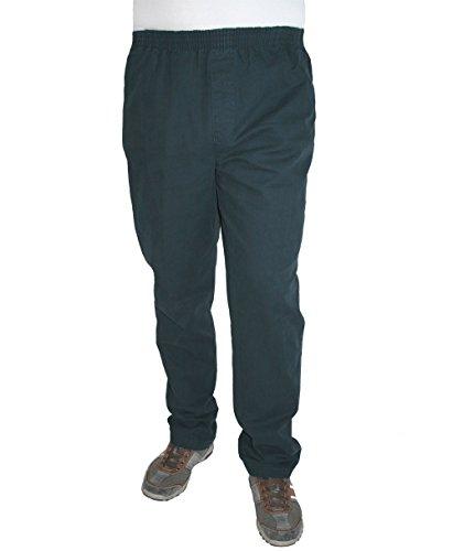 Luigi Morini -  Jeans  - straight - Basic - Uomo Blau 30