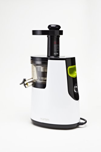 Slow Juicer And Smoothie Maker : Hurom Premium Masticating Slow Juicer and Smoothie Maker ...