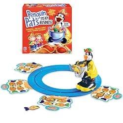 Penguin Pat's Fishy Business Game