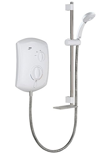 Mira 1.1693.003 10.8 kW Jump Electric Shower - White