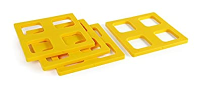 Camco 44500 Leveling Block Cap - Pack of 4