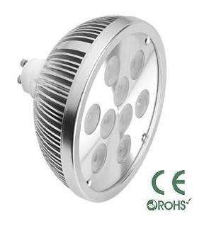 Glb 9 Watt Ar111 G53 Led Bulbs, Cool Or Warm White