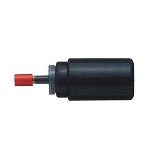 PENTEL Lot de 6 Cartouches de recharge pour marqueur pour tableau blanc MW50/60 Noir