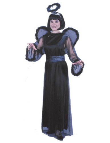 Dark Angel Adult Costume Halloween Costume - Most Adults