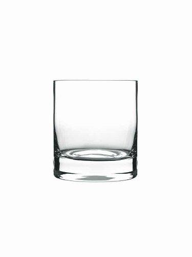 Luigi Bormioli Set of 4  Classico Double Old Fashioned Glasses, One Size