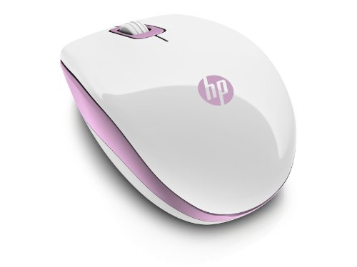 Hp Z3600 H7B00Aa Wireless Mouse (Pink)