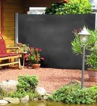 LECO 24300114 Seitenmarkise Höhe 1.60 m, Länge bis zu 3 m von LECO auf Gartenmöbel von Du und Dein Garten