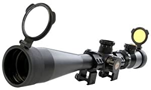 Osprey™ 10 - 40x50 mm Long Range Tactical Scope Matte Black
