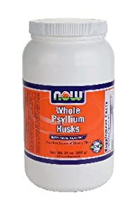 NOW Foods - Psyllium Husk Whole - 24 oz. ( Multi-Pack)