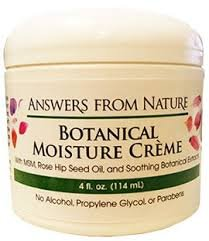 Botanical Moisture Creme 4 Oz (Answers From Nature compare prices)