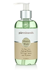 Pür Minerals® Mineral Wash 240ml