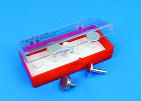 "Sem Mount Holder Box For 1/8""Pin"