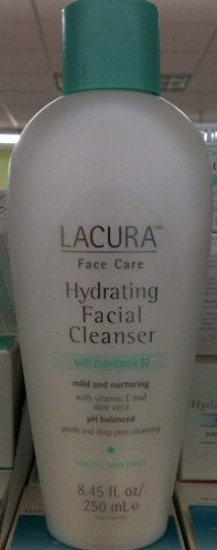 Lacura Hydrating Facial Cleanser 8.45 Oz. With Provitamin B5