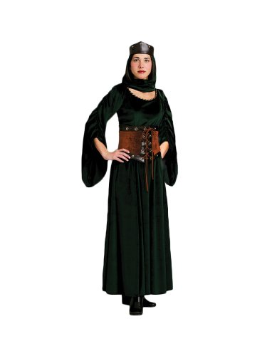 Women's Maid Marion Theater Costume