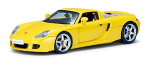 Porsche Carrera GT Diecast Model Car
