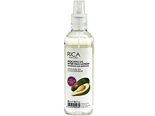 After Wax Lotion With Avocado Oil For Brazilian Waxing and Face - 8.4 OZ (Brazilian Wax Rica compare prices)
