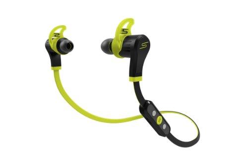 Sms Audio Sms-Ebbt-Sprt-Ylw Sync By 50 In-Ear Bluetooth Sport, Yellow