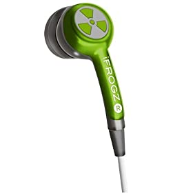 iFrogz ear pollution d-33