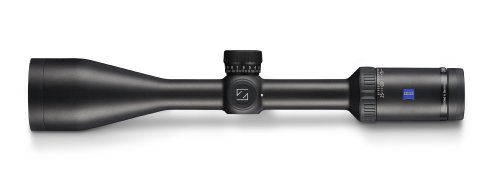 Carl Zeiss Optical Conquest Hd5 5-25X50 20 Plex Reticle Rifle Scope With Lockable Target Turret