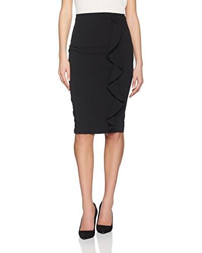 KAREN Falda Negro XL