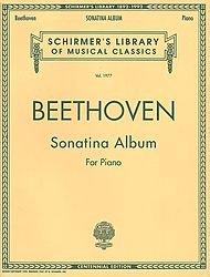 Sonatina Album Piano Solo Schirmers Library Of Musical Classics from G. Schirmer