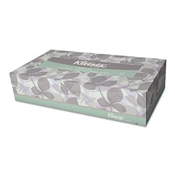 KIMBERLY-CLARK PROFESSIONAL* KLEENEX SOFTBLEND Facial Tissue, 2-Ply, White, 125/Box