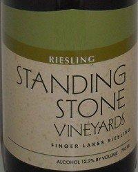 Standing Stone Vineyards Riesling 2011 750Ml
