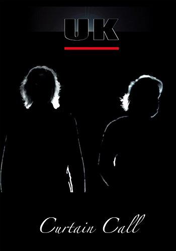 エディ・ジョブソン~U.K.特別公演『憂国の四士』『デンジャー・マネー』完全再現ライヴ カーテン・コール【通常盤DVD/日本語字幕付】
