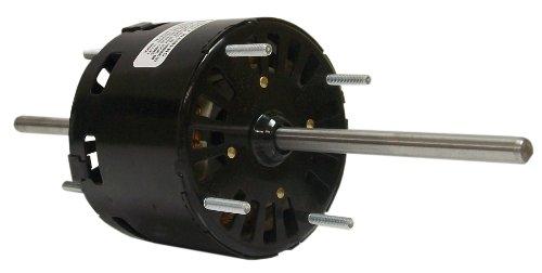 Fasco D129 Blower Motor, 3.3-Inch Frame Diameter, 1/125 Hp, 1500 Rpm, 115-Volt, 0.4-Amp, Sleeve Bearing
