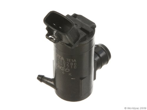 Oes Genuine Washer Pump For Select Toyota Models front-313224