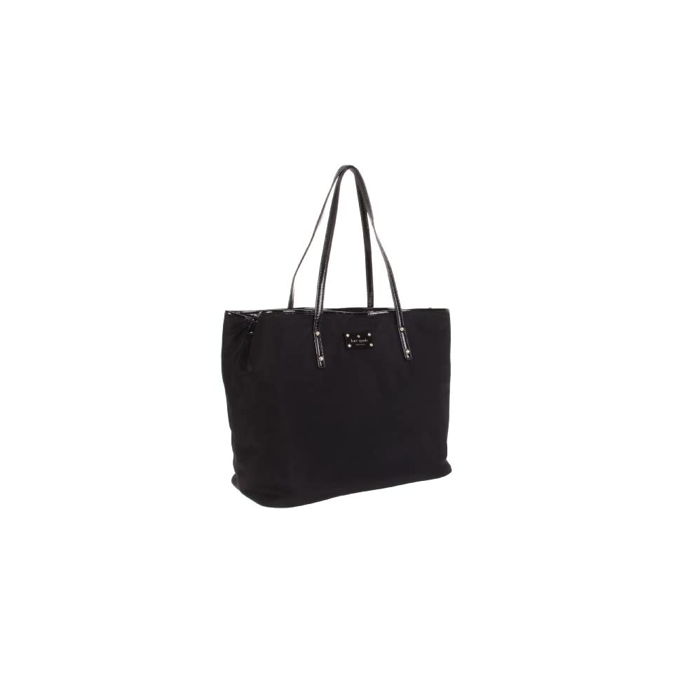 Kate Spade New York  Kate Spade Harmony PXRU2655 Diaper Bag,Black,One Size