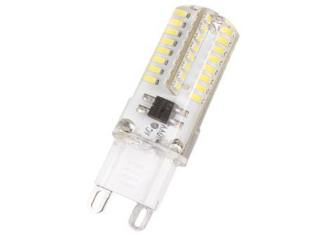 Greatlight Cool White 4Pcs 5W G9 Smd3014 Led Light Bulbs Lamp Super Bright
