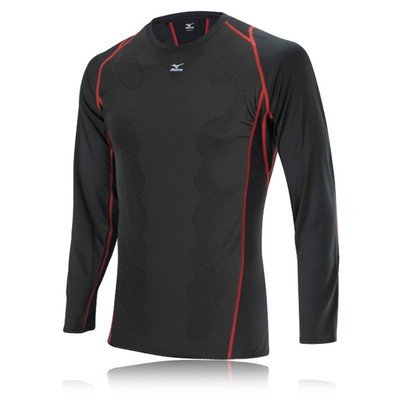 Mizuno DryLite Premium Long Sleeve Running Top