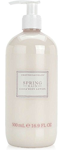 Crabtree & Evelyn Scented Body Lotion, 16.9 fl. oz. (Spring Rain compare prices)