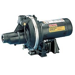 Craftsman Professional 1/2 hp Hydro-Glass® Shallow Well Jet Pump #2514