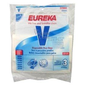 Eureka Vacuum Bag front-72242