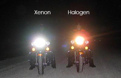 Kawasaki ZX9/R 94 95 96 97 98 99 00 H4 Xenon HID Super Hyper Blue White Headlight Bulb