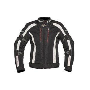 Nouvelle RST série Pro ventilateur moto veste argent/noir