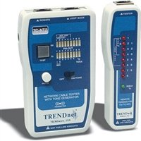 Trendnet Professional Cable Tester, w/ Tone Generator
