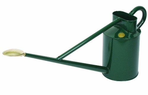Haws 8.8 Litre Long Reach watering Can - Green