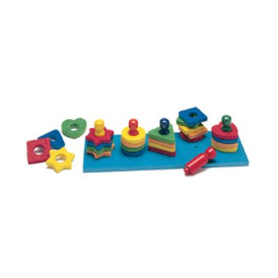 Shape & Color Sorter Ages 2-6