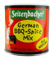 Seitenbacher German Bbq-Spice Mix -- 3.5 Oz