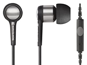 Beyerdynamic MMX101 iE Performance In-Ear Earphones with Mic for iPhone and Other Smartphones