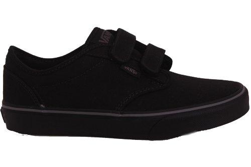 Vans For Boys Black