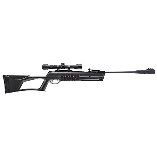 Umarex 2251314 Fuel Combo Air Rifle, 0.22 Pellet