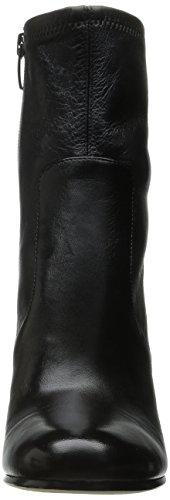 Via Spiga Women's Benita Boot, Black, 6 M US